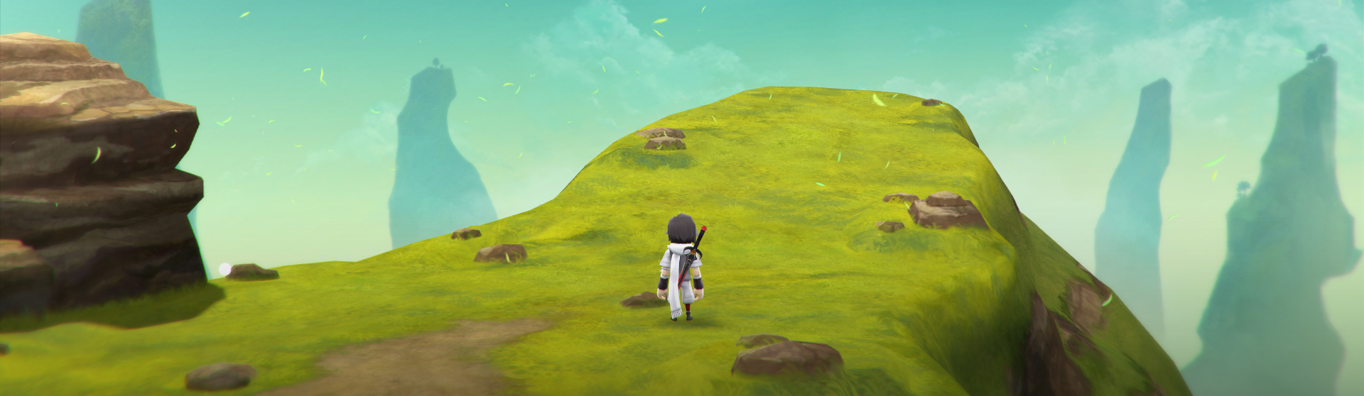 LOST SPHEAR Screenshots